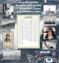 Commissioned Roll of Honour for The First World War: Newport and the Sea